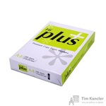 Бумага для офисной техники Hi plus (А4, 75 г/кв.м, белизна 164% CIE, 500 листов)