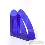Вертикальный накопитель Attache пластиковый синий ширина 90 мм