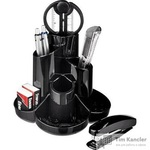 Набор настольный Attache Selection S-357 10 предметов черный