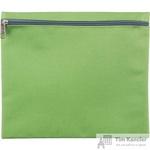 Папка-конверт Attache Fantasy на молнии А5 салатовая 0,15 мм