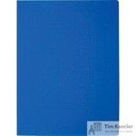 Папка файловая на 60 файлов Attache Confidence синяя