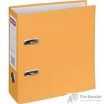 Папка-регистратор Attache Colored light формат А5 75 мм оранжевая