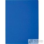 Папка на 2-х кольцах Attache Confidence пластиковая 25 мм синяя