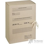Короб архивный Attache картон бурый 240х120х330 мм