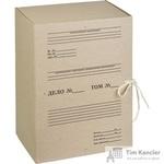 Короб архивный Attache картон бурый 240х150х330 мм