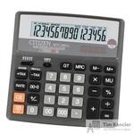 Калькулятор настольный Citizen SDC-660 II 16-разрядный черный