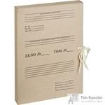 Короб архивный Attache картон бурый 240х35х330 мм