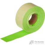Этикет-лента прямоугольная зеленая 29х28 мм (10 рулонов по 700 этикеток)