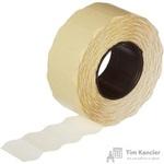 Этикет-лента волна белая 22х12 мм (10 рулонов по 1000 этикеток)