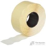 Этикет-лента волна белая 26х16 мм (10 рулонов по 1000 этикеток)