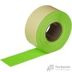 Этикет-лента прямоугольная зеленая 26х16 мм (10 рулонов по 1000 этикеток)