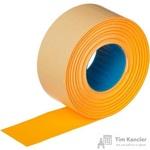 Этикет-лента прямоугольная оранжевая 26х16 мм (10 рулонов по 1000 этикеток)