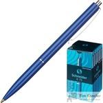 Ручка шариковая автоматическая Schneider K15 синяя (толщина линии 0.5 мм)