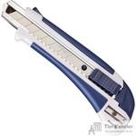 Нож канцелярский Attache Selection 18 мм с антискользящими вставками и точилкой для карандаша