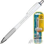 Ручка шариковая масляная автоматическая Paper Mate InkJoy синяя (толщина линии 0.7 мм)
