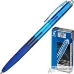 Ручка шариковая масляная автоматическая Pilot Super Grip BPGG-8R-F-L синяя (толщина линии 0.22 мм)