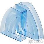 Вертикальный накопитель Attache пластиковый синий ширина 70 мм (2 штуки в упаковке)