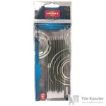 Стержень гелевый Unimax синий 128 мм (толщина линии 0.3 мм, 10 штук в упаковке)