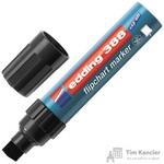 Маркер для флипчартов Edding E-388/001 черный (толщина линии 4-12 мм)
