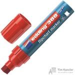 Маркер для флипчартов Edding E-388/002 красный (толщина линии 4-12 мм)