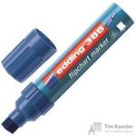 Маркер для флипчартов Edding E-388/003 синий (толщина линии 4-12 мм)