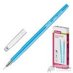 Ручка гелевая Attache Laguna синяя (толщина линии 0.3 мм)
