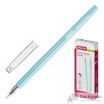 Ручка гелевая Attache Laguna голубая (толщина линии 0.5 мм)