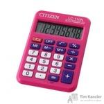Калькулятор карманный Citizen LC110NRPK 8-разрядный розовый
