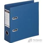 Папка-регистратор Bantex вертикальная формат А5 70 мм темно-синяя