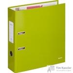 Папка-регистратор Leitz 80 мм зеленая