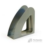 Вертикальный накопитель Attache пластиковый серый ширина 90 мм