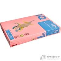 Бумага цветная для офисной техники IQ Color розовый неон NEOPI (А3, 80 г/кв.м, 500 листов)