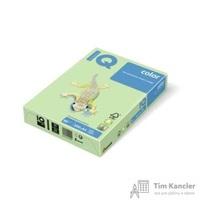 Бумага цветная для офисной техники IQ Color светло-зеленая GN27 (А3, 80 г/кв.м, 500 листов)