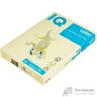 Бумага цветная для офисной техники IQ Color желтая YE23 (А3, 160 г/кв.м, 250 листов)