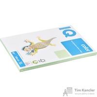 Бумага цветная для офисной техники IQ Color зеленая MG28 (A4, 80 г/кв.м, 100 листов)