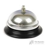 Звонок настольный металлический Attache
