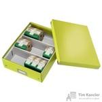 Короб-органайзер Leitz Click Store зеленый