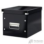 Короб Leitz Click Store куб M черный