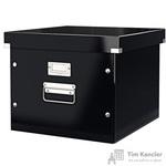 Короб для подвесных папок Leitz Click Store черный