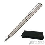 Ручка шариковая Pierre Cardin Gamme цвет чернил синий цвет корпуса серебристый (артикул производителя PC0913BP)