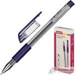 Ручка гелевая Attache Gelios-030 синяя (толщина линии 0.5 мм)