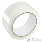 Клейкая лента упаковочная прозрачная 48 мм х 66 м толщина 50 мкм (72 штуки в упаковке)