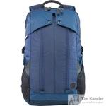 Рюкзак Victorinox синий 30х18х46 см 27 л
