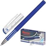 Ручка гелевая синяя (модель G-5680, толщина линии 0.5 мм)