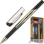 Ручка гелевая Unimax Top Tek синяя (толщина линии 0.3 мм)