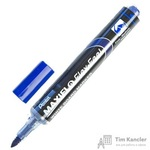 Маркер для досок Pentel Maxiflo Flex-Feel синий (толщина линии 1-5 мм)