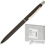 Ручка шариковая автоматическая Attache 4007BL синяя (толщина линии 0.7 мм)