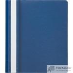 Папка-скоросшиватель Attache A5 синяя 25 штук в упаковке (толщина обложки 0.13 мм и 0.15 мм)