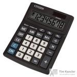 Калькулятор настольный Citizen Correct SD-208/CMB801BK 8-разрядный черный