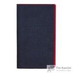 Визитница настольная Attache Bizon искусственная кожа на 96 визиток темно-синяя